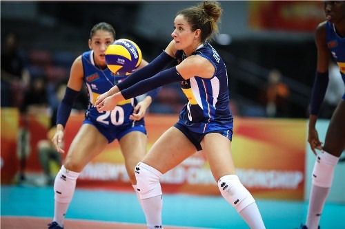 На выход в Финал шести женского чемпионата мира претендуют 8 сборных