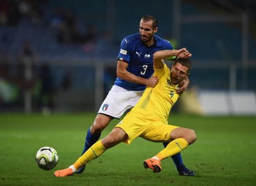 Кравец получил травму в матче с Италией