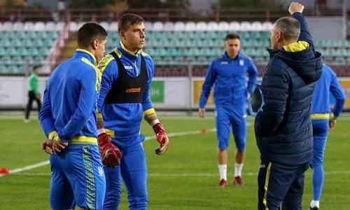 Украина U-21 — Шотландия U-21. Текстовая трансляция матча