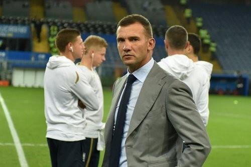 Андрей ШЕВЧЕНКО: «Неправильно думать, что ничья с Чехией нас устроит»