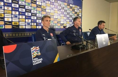 Тренер сборной Чехии: «Украина сильнее Словакии»