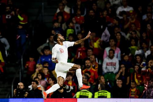Рахим СТЕРЛИНГ: «Нет ничего лучше, чем забивать за сборную Англии»