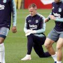 Где смотреть онлайн матч чемпионата Испании Барселона — Севилья