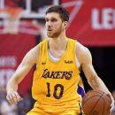 Святослав Михайлюк дебютировал в НБА