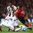 Манчестер Юнайтед — Ювентус — 0:1. Видео гола и обзор матча