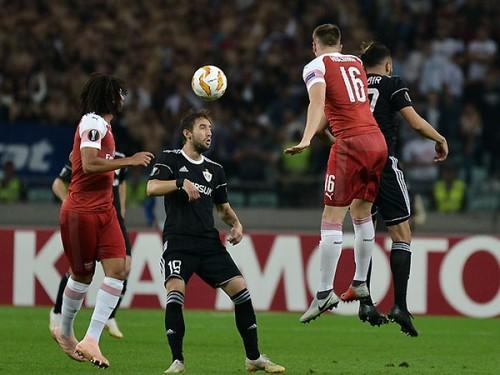 Хавбек Карабаха: «Мы играли лучше Ворсклы»