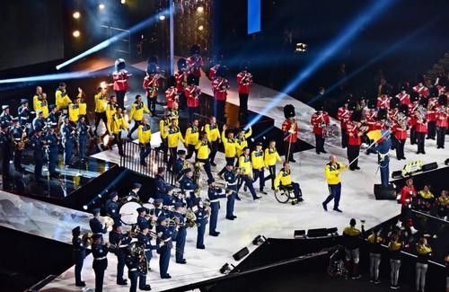 Украина завоевала 20 медалей на Играх непокоренных