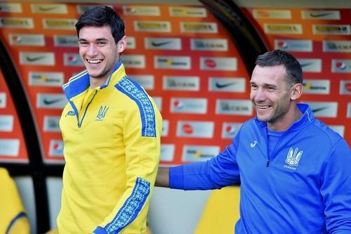 Шевченко оголосив список легіонерів, викликаних на матч зі Словаччиною