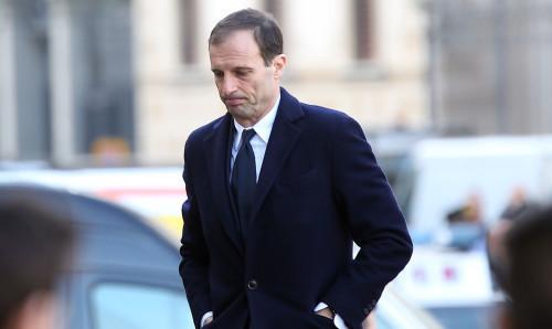 Массимилиано АЛЛЕГРИ: «Необходимо подойти к еврокубку без травм»