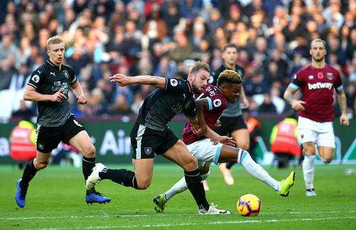Вест Хэм — Бернли — 4:2. Видео голов и обзор матча