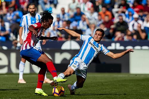 Леганес сыграл вничью с Атлетико, Валенсия уступила Жироне