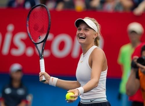 ФИЛИМА: «Ястремская скоро покажет более стабильный и взрослый теннис»
