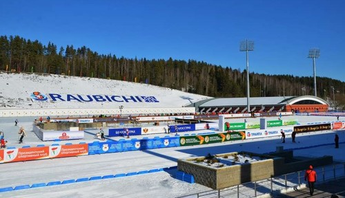 Беларусь примет этап Кубка мира по биатлону в 2022 году