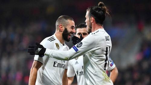 Карим БЕНЗЕМА: «Нужно дать Солари отработать с Реалом до конца сезона»
