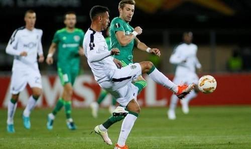Ворскла – Карабах – 0:1. Видео гола и обзор матча