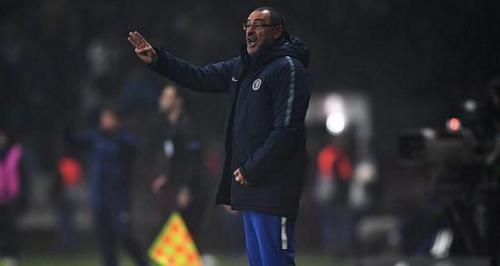 Маурицио САРРИ: «Лучшее, что было в этой игре — счет на табло»