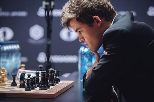 Матч за звание чемпиона мира. Карлсен — Каруана. LIVE трансляция