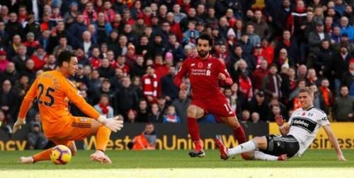 Ливерпул — Фулхэм 2:0. Видео голов и обзор матча