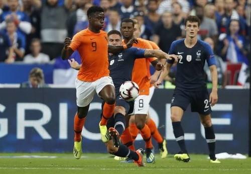 Нидерланды — Франция. Текстовая трансляция матча