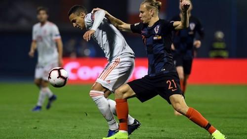 Хорватия — Испания — 3:2. Видео голов и обзор матча