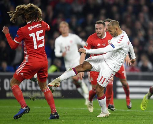 Уэльс – Дания – 1:2. Видео голов и обзор матча
