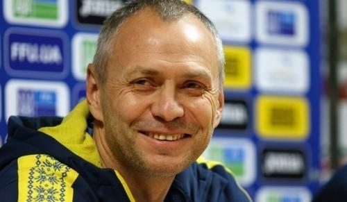 ГОЛОВКО: «Ми зібрали нову команду, з якої робитимемо молодіжну збірну»