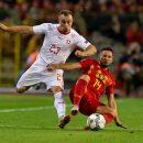 Швейцария — Бельгия. Текстовая трансляция матча