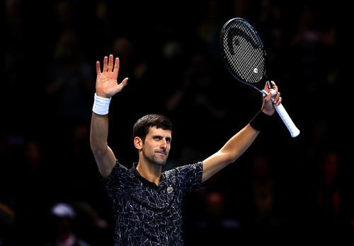 Итоговый турнир ATP. Джокович стал вторым финалистом