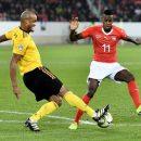Швейцария – Бельгия. Видео голов и обзор матча (обновляется)