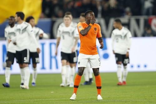 Германия – Нидерланды. Видео гола Промеса