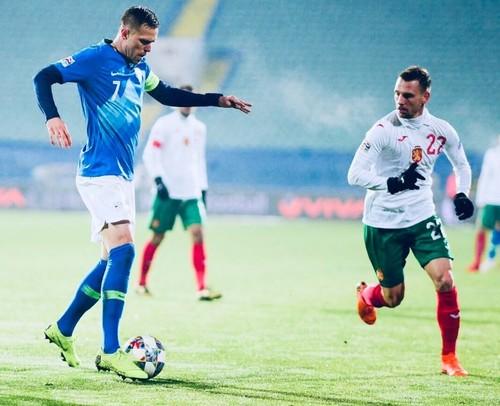 Болгария — Словения 1:1. Видео голов и обзор матча