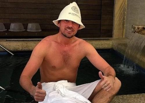 Милевского выгнали из брестского Динамо за пьянку в бане