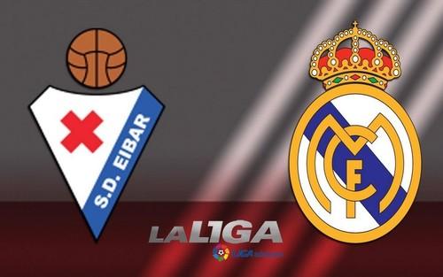 Где смотреть онлайн матч чемпионата Испании Эйбар — Реал