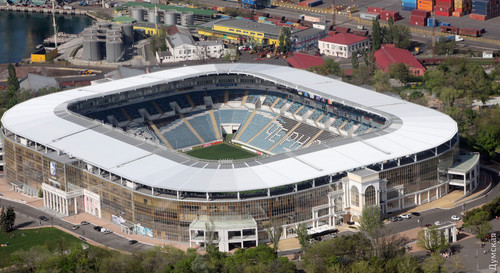 Черноморец отключили от отопления, но матч с Арсеналом состоится