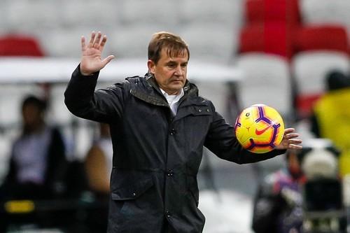 РИАНЧО: «Я никогда не хотел стать главным тренером киевского Динамо»