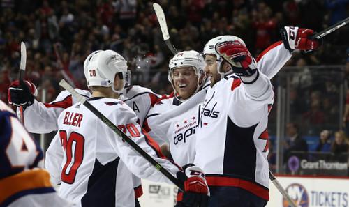 НХЛ. 6 подряд победа Вашингтона, 12 шайб Коламбуса и Детройта