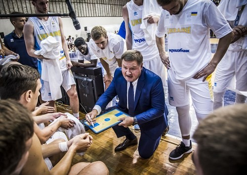 Украина — Словения. Текстовая трансляция матча