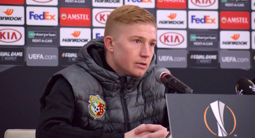 Владислав КУЛАЧ: «У Арсенала тоже есть слабые места»
