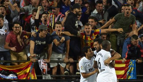 Где смотреть онлайн матч чемпионата Испании Реал - Валенсия
