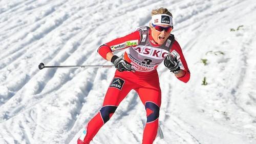 Лыжные гонки. Йохауг одержала вторую победу в сезоне