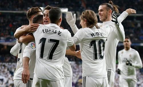 Реал – Валенсия – 2:0. Видео голов и обзор матча