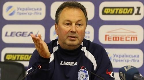 Ангел ЧЕРВЕНКОВ: «У Черноморца есть задержки по зарплате»