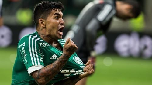 Бывший полузащитник Динамо Дуду - лучший игрок чемпионата Бразилии
