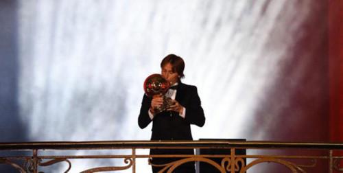 Лука МОДРИЧ: «Хорошо, что нормальный игрок может выиграть Золотой мяч»