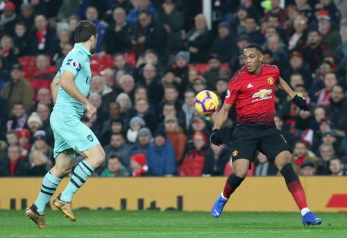 Манчестер Юнайтед – Арсенал - 0:0. LIVE