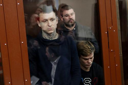 Кокорин и Мамаев останутся под стражей до 8 февраля