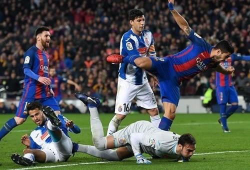 Эспаньол - Барселона. Текстовая трансляция матча