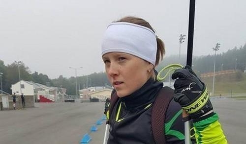 Блашко заняла второе место в спринте на Кубке Австрии