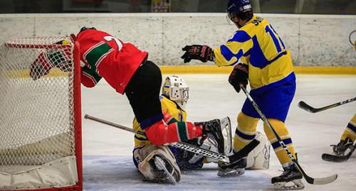 ЧМ по хоккею U-20. Япония - Украина. LIVE трансляция