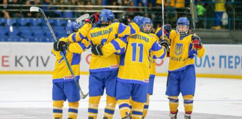 ЧМ по хоккею U-20. Украина в ключевом матче разгромила Японию